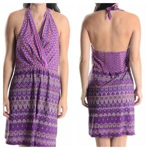 Athleta | Women's Go Anywhere Halter Dress Size 10
